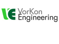 vorkon engineering logo