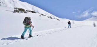 skialpining