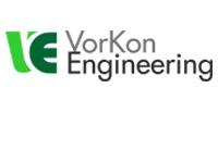 vorkon engineering logo